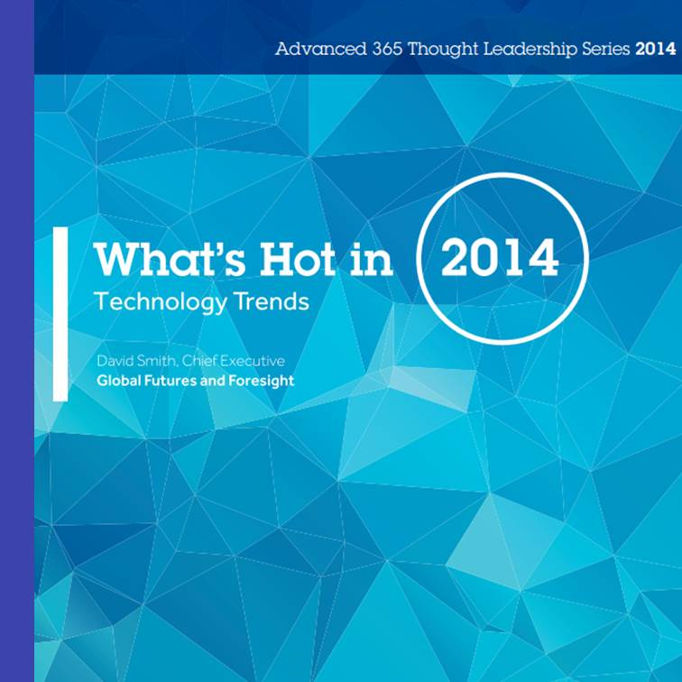 What's Hot in 2014 Technology Trends
