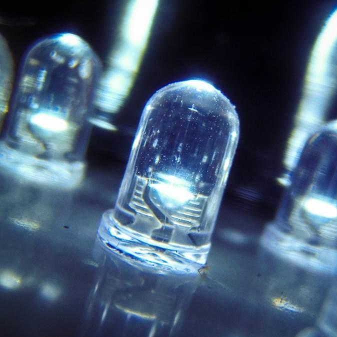 Iluminación LED I. La iluminación con LED en el entorno de trabajo