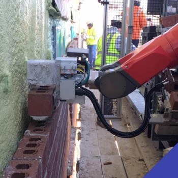 robot bricks facilities management