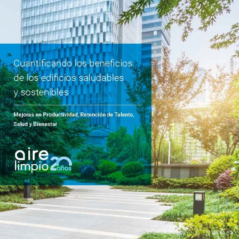 Cuantificando los beneficios de los edificios saludables y sostenibles