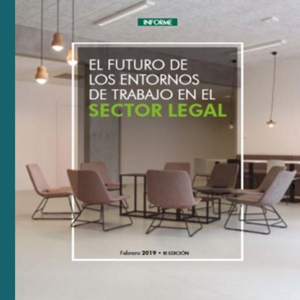 El futuro de los entornos de trabajo en el Sector Legal