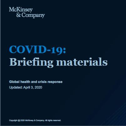 COVID-19 Briefing materials