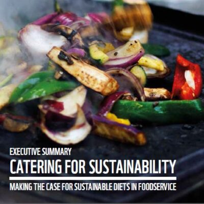 Catering for Sustainability