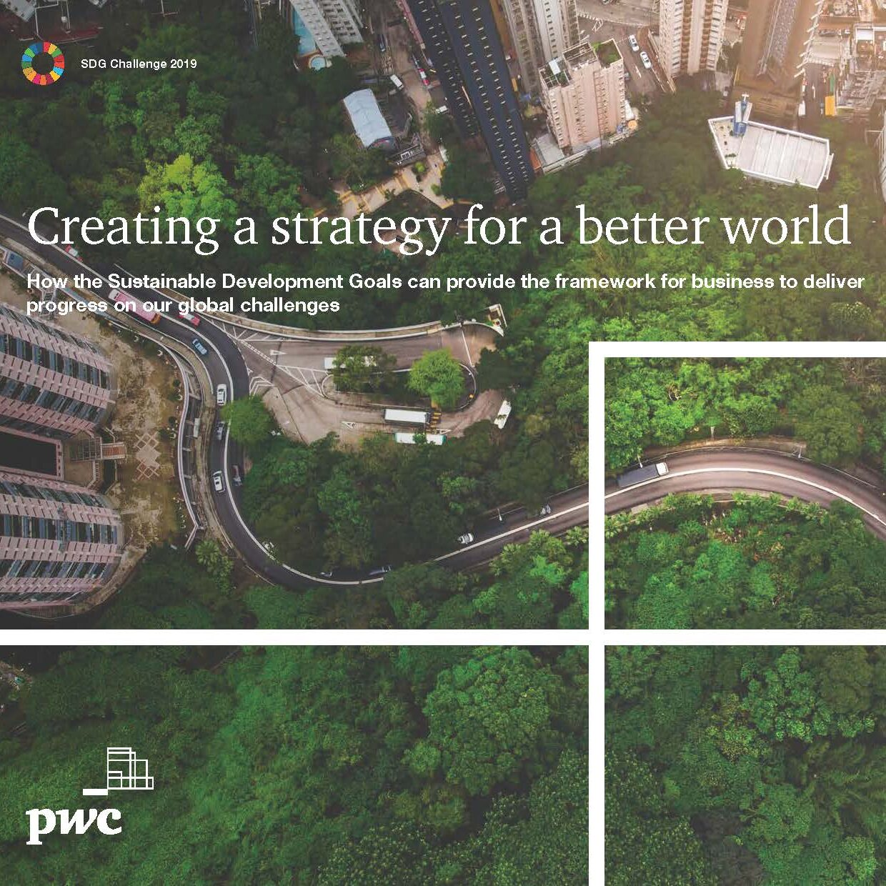 Creating a strategy for a better world