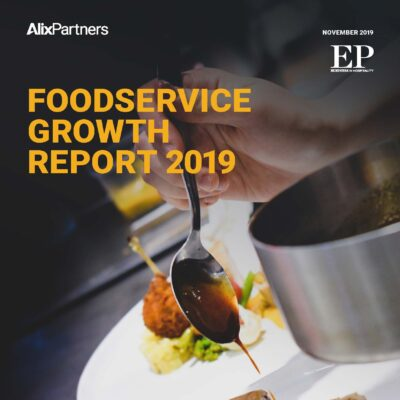 Foodservice growth. Report 2019
