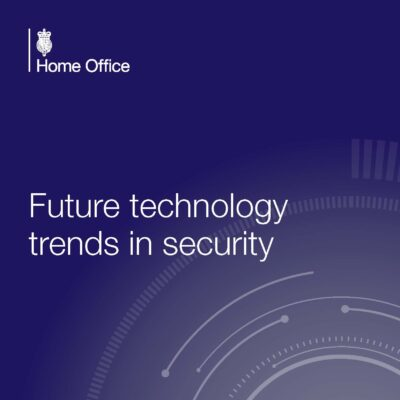 Future technology trends in security