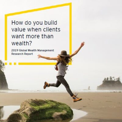 How do you build value when clients want more than wealth.