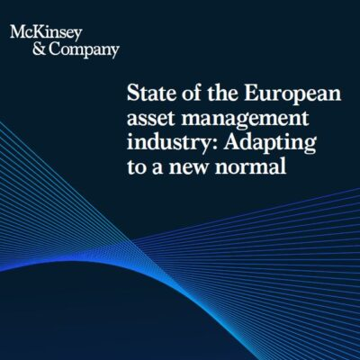 State of the European asset management industry. Adapting to a new normal