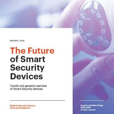 The Future of Smart Security Devices