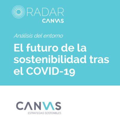 El futuro de la sostenibilidad tras el COVID-19