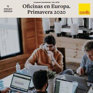 Oficinas en Europa