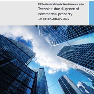 Technical due diligence of commercial property
