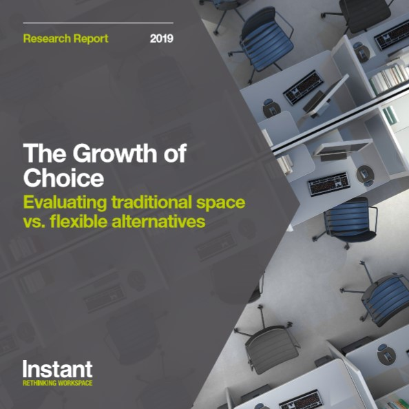 The Growth of Choice Evaluating traditional space vs. flexible alternatives