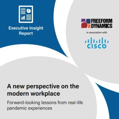 A new perspective on the modern workplace
