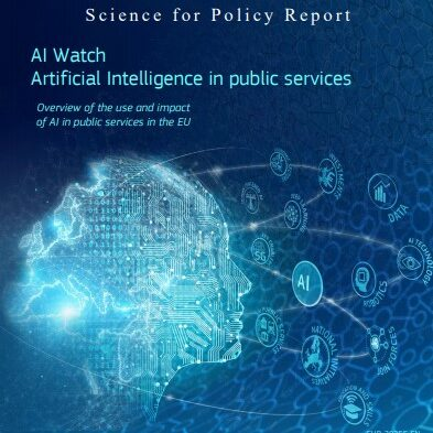 Artificial Intelligence in public services