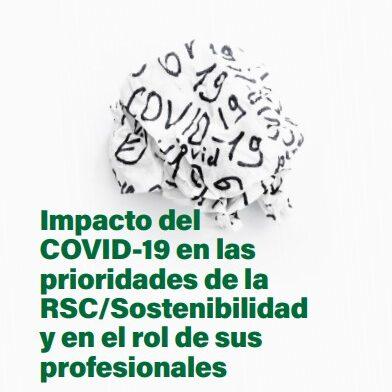 Impacto del COVID-19 en las prioridades de la RSC/Sostenibilidad