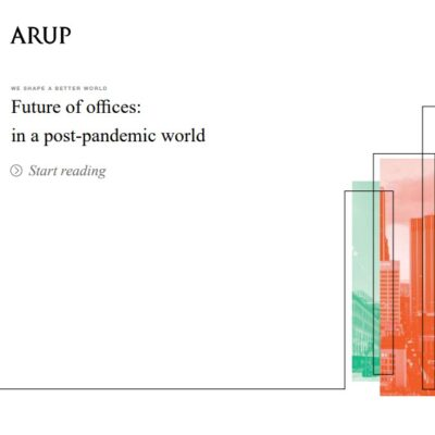 Future of offices: in a post-pandemic world