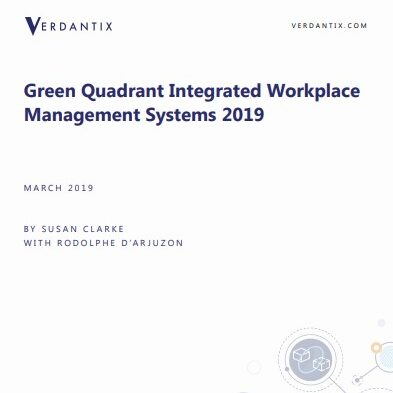 Green Quadrant Integrated Workplace Management Systems