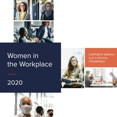 Women in the Workplace 2020