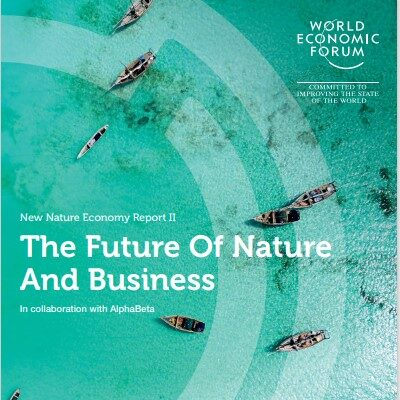 The Future of Nature and Business