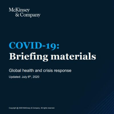 COVID-19: Briefing materials