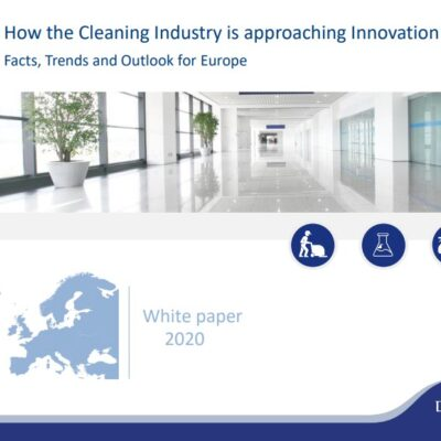 How the Cleaning Industry is approaching Innovation: Facts, Trends and Outlook for Europe
