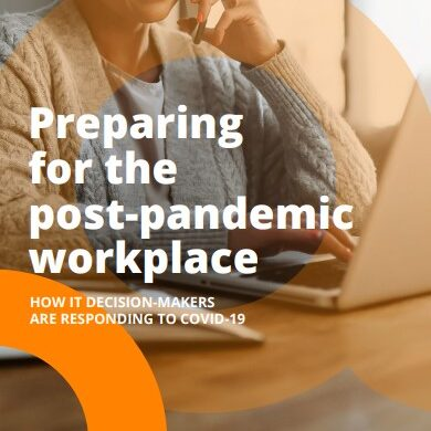 Preparing for the post-pandemic workplace