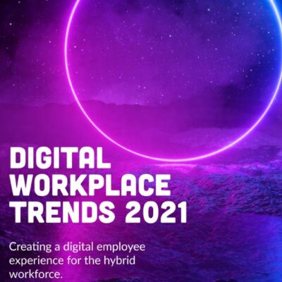 Digital WorkplaceTrends 2021