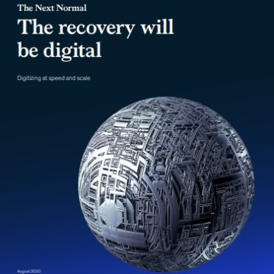 The recovery will be digital