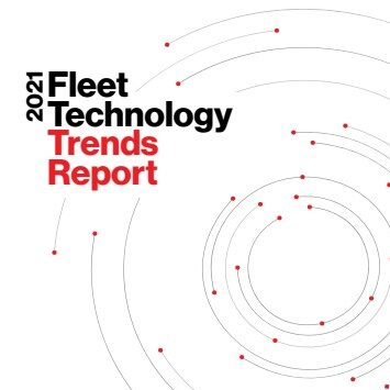 Fleet Technology Trends Report