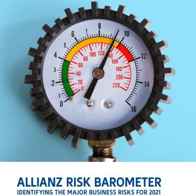 Identifying the major business risks for 2021