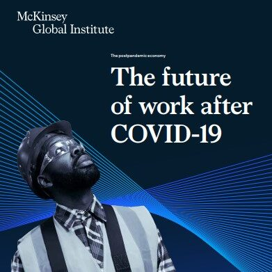 The future of work after COVID-19