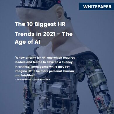 Trends in 2021. The Age of AI