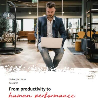 From productivity to human performance