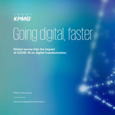 Going digital, faster