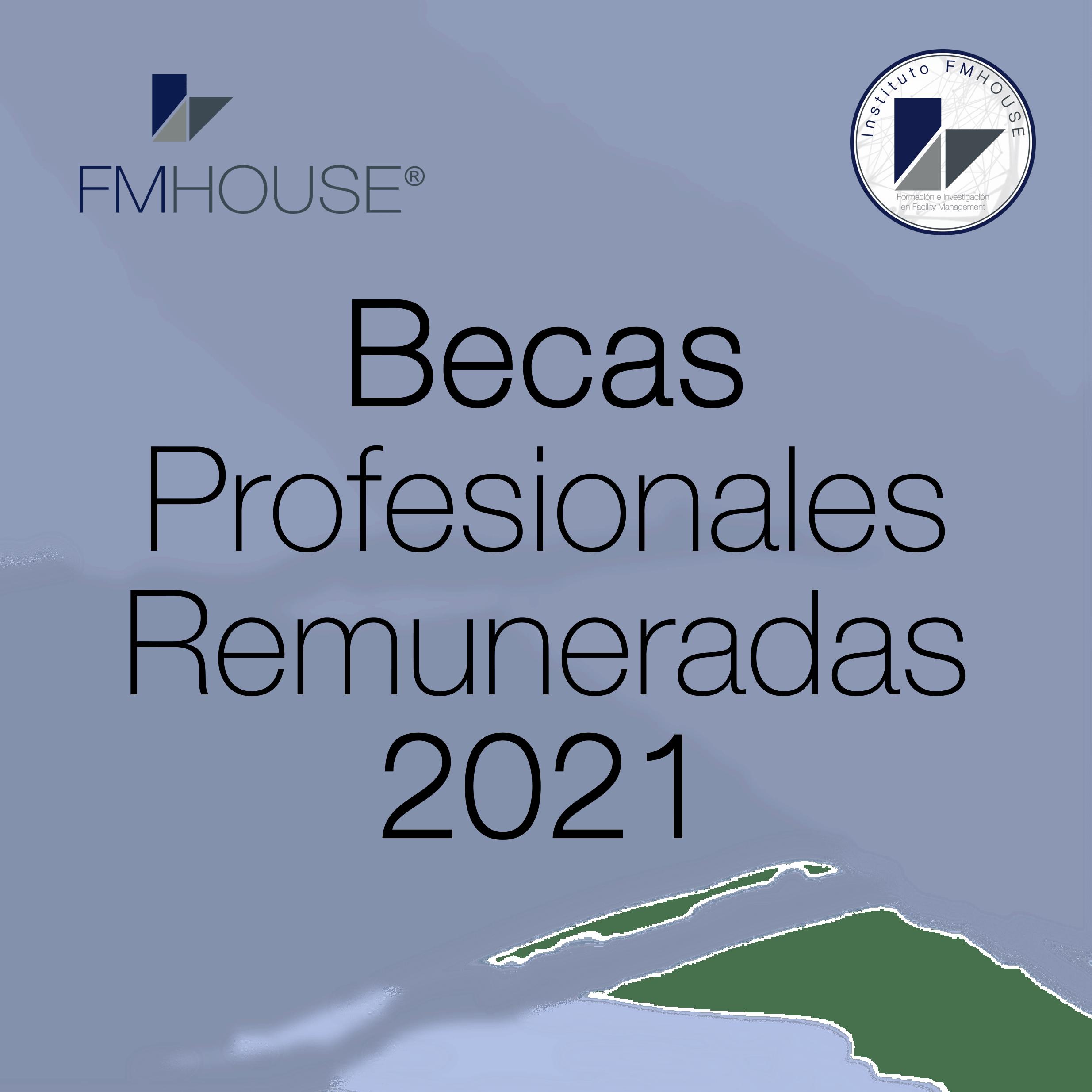 Becas Profesionales Remuneradas 2021
