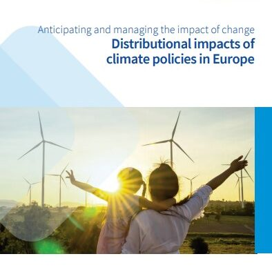 Distributional impacts of climate policies in Europe