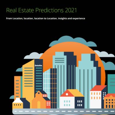 Real Estate Predictions 2021